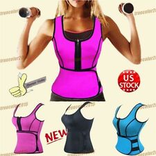 Waist Trimmer Cincher Brace Corset Body Shaper Support  Back Tummy Control Women