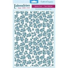 Crafters Companion Embossalicious Embossing Folder A4 NEW LOW PRICE
