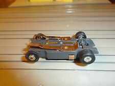 Ho Slot Car Aurora Model Motoring Tjet Auto World Thunderjet 500 Chassis Runs#54