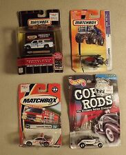 MATCHBOX AND HOTWHEELS POLICE CARS AND TRUCKS