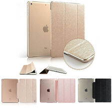 Magnetic PU Leather Case Slim For iPad Mini 1/2/3 iPad Air Smart Cover UK Stock