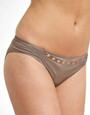 figleaves Womens Luna Ruched Side Brief