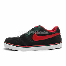 Nike Zoom Paul Rodriguez 2.5 [386613-006] Skateboarding Black/Red-Noble Green