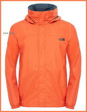 THE NORTH FACE HYVENT RESOLVE SEVILLE Orange Jacket M Brand NEW FREE SHIPPING