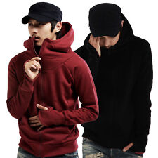 Mens Casual Fashion Slim Fit Sexy Designed Hoodies Sweaters Jackets Coats Hot 16