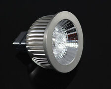7W COB LED Lamp E27/GU10/GU5.3 AC85-265V MR16 DC12V Spotlight bright Light Bulb