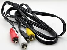 AV Video Cable Cord For Canon PowerShot SD780IS SD790IS SD880IS SD890IS SD940IS
