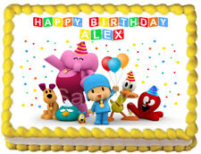 POCOYO Image Edible Cake topper party decoration