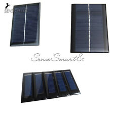 0.6W/1W 100mA 0.5V/6V Epoxy Solar Panel Module Cell Photovoltaic Battery Charger