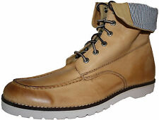 Wolverine W00207 Mens Moc-Toe Wedge Tan Boot FAST FREE USA SHIPPING