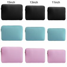 Breathable Laptop Notebook Sleeve Carry Bag Suitable For Macbook 13/15 Inch GT