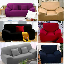 Stretch Sofa Couch Covers Slip Settee Furniture Lounge Cover 1/2/3/4 Seater Easy