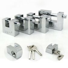 Heavy Duty Padlock/Chain Lock For Shipping Container Garage Warehouse Trailer