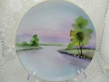 Vintage Decorative Hand Painted Plate~MEITO CHINA~Japan