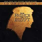 Brand New Prince of Egypt by Hans Zimmer (CD, Nov-1998, Dreamworks SKG)
