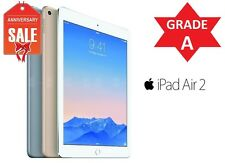 Apple iPad Air 2 16GB WiFi Cellular (UNLOCKED) 9.7 Touch ID GOLD GRAY SILVER (R)