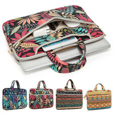 """Laptop Carrying Sleeve Case 12"""" ~ 15"""" Notebook Laptop Handle Bag Pouch For Dell"""