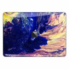 MacBook Skin Sticker Marble Pro Decal Abstract Vinyl Cover Gold Texture FSM094