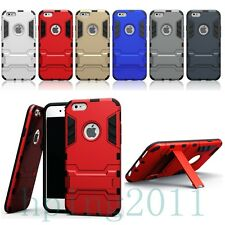 Shockproof Hybrid Hard Kickstand Case Cover For Apple IPhone 5S/6G/6 PLUS
