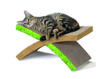 Cat Hammock and Scratcher Kitten's Favorite Scratching Post, Play & Rest Pet Toy
