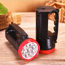 Hot LED Rechargeable Handheld 1000mAH Flashlight Torch LED Police Tactical