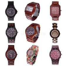 Mens Women Designer Zig Zag Watch Wristwatch Xmas Birthday Wedding Gift Favor