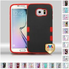 TUFF IMPACT CASE RUGGED HARD ARMOR SHOCKPROOF DUAL LAYER COVER FOR PHONES