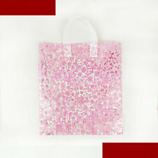 45pcs Plastic Merchandise Bags Gift Shopping Carrier for T-shirt clothes bags