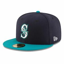 Seattle Mariners 2017 59Fifty Authentic Fitted Performance Alternate MLB