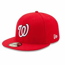 Washington Nationals 2017 59Fifty Authentic Fitted Performance Game MLB Baseball