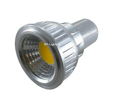 5W cool natural warm white E27/GU10/GU5.3/MR16 COB LED Lamp light Bulb Spotlight