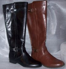 WOMEN'S UNISA TALA TALL RIDING BOOTS MULTIPLE COLORS & SIZES NEW IN BOX MSRP$120