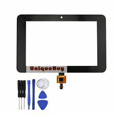 """7"""" Touch Digitizer for Fuhu Nabi 2S SNB02-NV7A Replacement Screen Panel Glass"""
