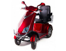 i72 -Brand New 4 Wheel Electric Mobility Scooter - Arrives Fully Assembled