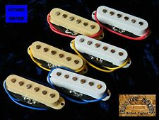 Hybrid Vintage Stratocaster Strat Electric Guitar Pickups Alnico V single coil