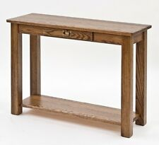 Mission Style Arts and Crafts Sofa Table #4839