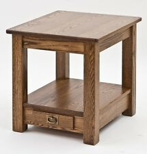 Mission Style Arts and Crafts End Table #4861