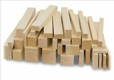 "3/4"" THICKNESS BALSA WOOD STRIPS 6"" - 36"" LENGTHS 3/4"" WIDTHS MODELLING CRAFTS"
