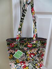 Vera Bradley TOTE Toggle Shoulder Bag  Purse Carnaby Poppy Bali Petal- NWT!
