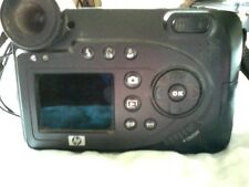 HP PhotoSmart 945 5.3 MP Digital Camera for parts with docking station