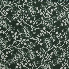 Quilt Fabric Cotton Calico Quilting FQ or BTY Green Tiny Vines & Leaves