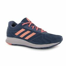 adidas Mana Bounce Running Shoes Womens Purp/Pink Trainers Sneakers Sports Shoe