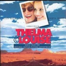 Thelma & Louise 0008811931322 by Various Artists, CD, BRAND NEW FREE P&H