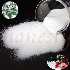 10/50g Fake Instant Xmas Magic Snow Powder Artificial Party Home Christmas Decor