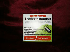 Hottips bluetooth headset
