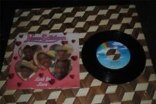"New Edition LOST IN LOVE Bobby Brown Vintage Record 45 RPM 7"" 1985 MINT Record"