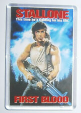 Rambo First Blood Sylvester Stallone Dennehy Crenna movie poster fridge magnet