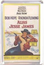 The Paleface Son Of Paleface Alias Jesse James Hope Russell movie poster magnet
