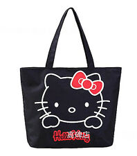 New Hellokitty Canvas Bag Shopping / Tote Bag Purse aa1288W