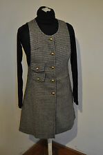 60s inspired mod scooter vintage style pinafore dress by Pop Boutique